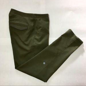 LULULEMON Military Green Pant